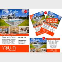 For sale simple brochure