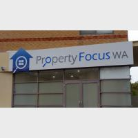 property agency sign