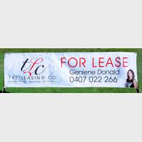 Banners for advertising
