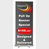 Pull up Banners Perth