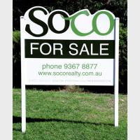 SoCo For Sale Special Edges Custom Signs